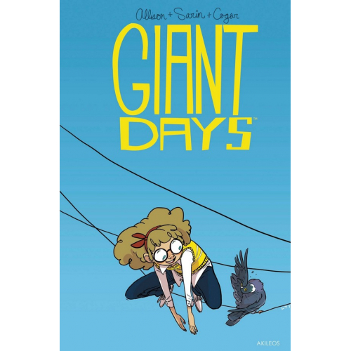 Giant Days Tome 3 (VF)
