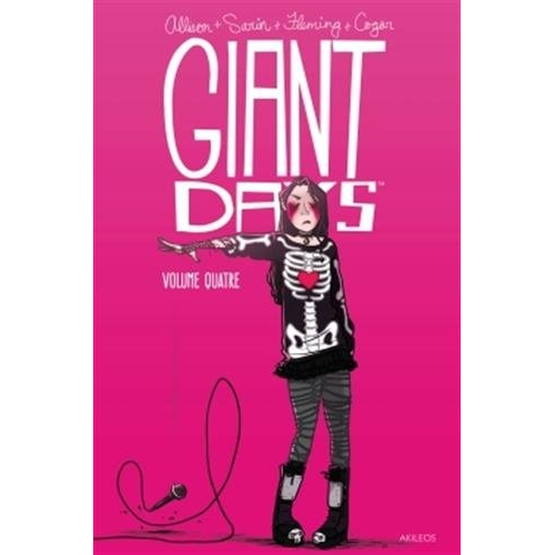 Giant Days Tome 4 (VF)