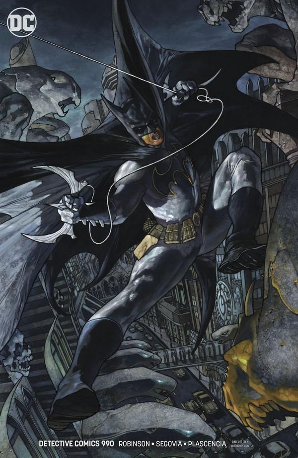 Detective Comics 990 Bianchi Variant (VO)