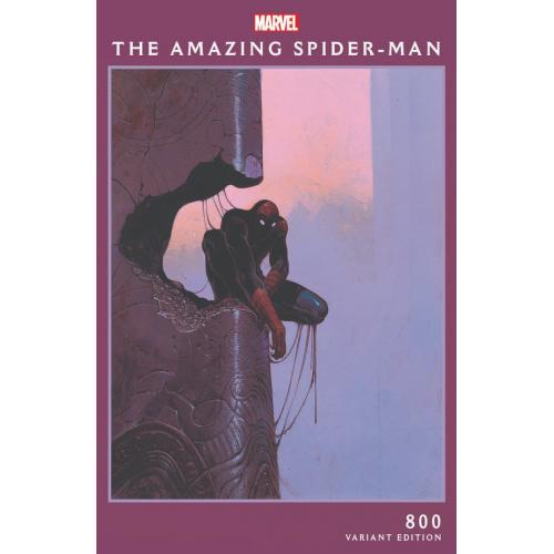 AMAZING SPIDER-MAN 800 RAMOS CONNECTING VARIANT (VO)