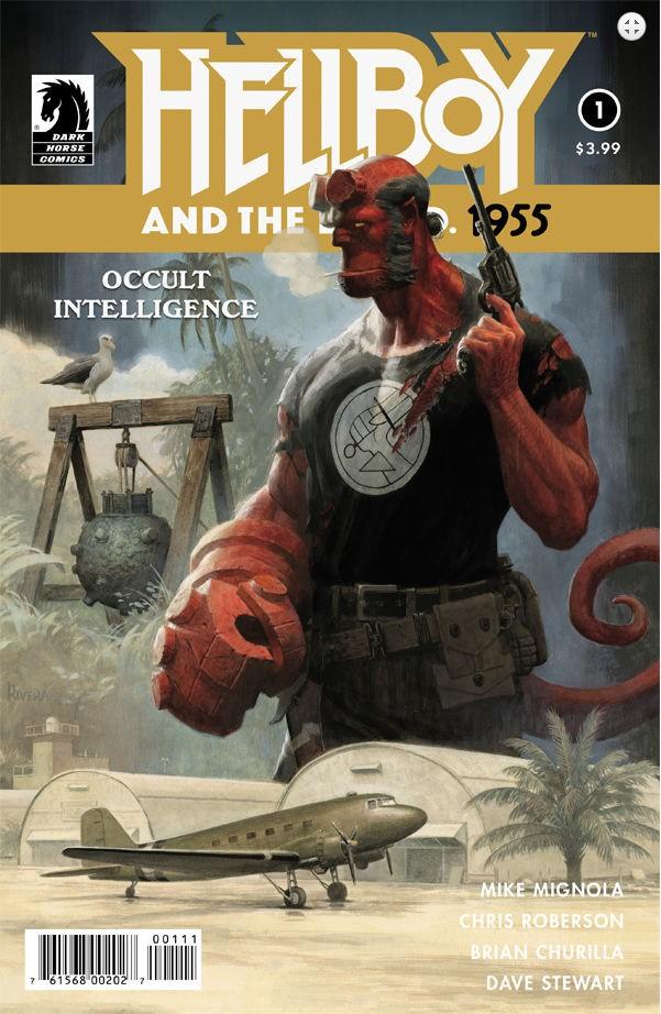 Hellboy & B.P.R.D Tome 4 : 1955 (VF)
