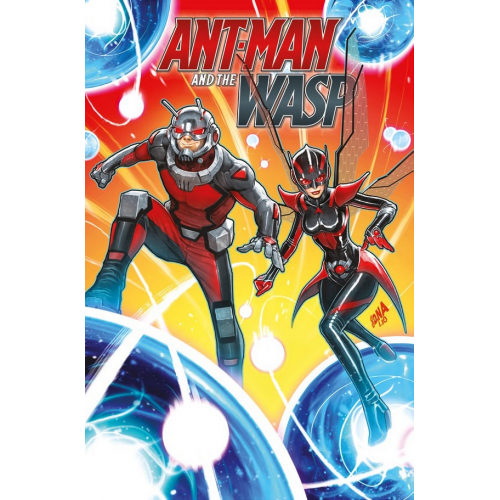 ANT-MAN ET LA GUÊPE (VF)