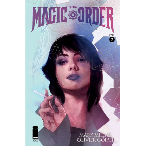 The Magic Order 2 (VO) Mark Millar - Olivier Coipel BEN OLIVIER VARIANT