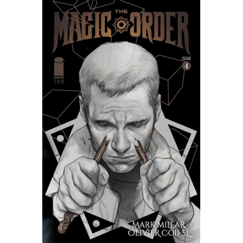 The Magic Order 4 Coipel (VO) Mark Millar - Olivier Coipel - Ben Oliver Variant
