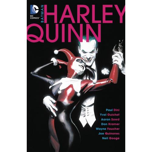BATMAN HARLEY QUINN TP (VO)