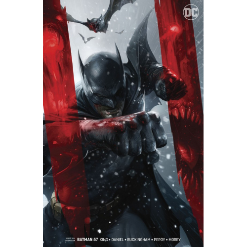 Batman 57 variant edition (VO)