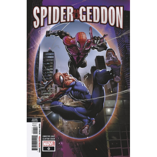SPIDER-GEDDON 0 (VO) 2nd Print