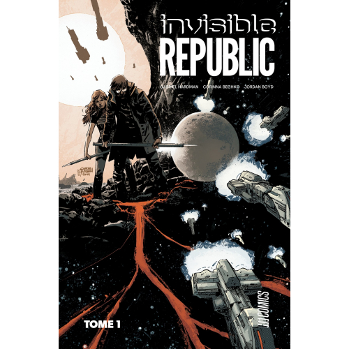 invisible republic Tome 1 (VF)