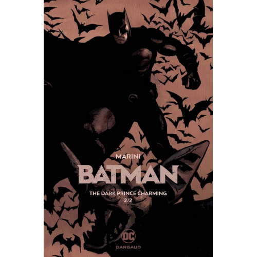 Batman par Enrico Marini Tome 2 Christmas Edition (VF)
