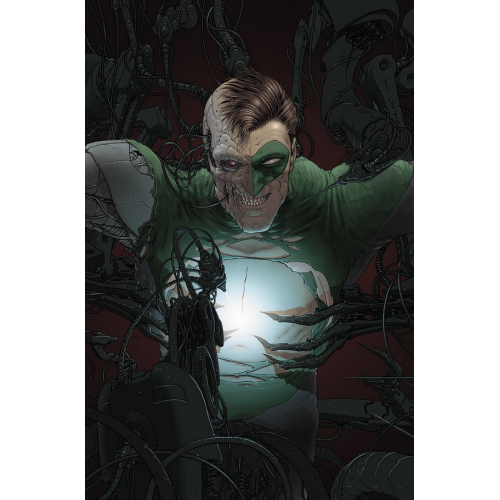 The Green Lantern 1 (VO) GRANT MORRISON - LIAM SHARP - FRANK QUITELY VARIANT