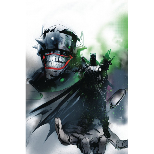 Batman Who Laughs 2 (VO) - Snyder - JOCK