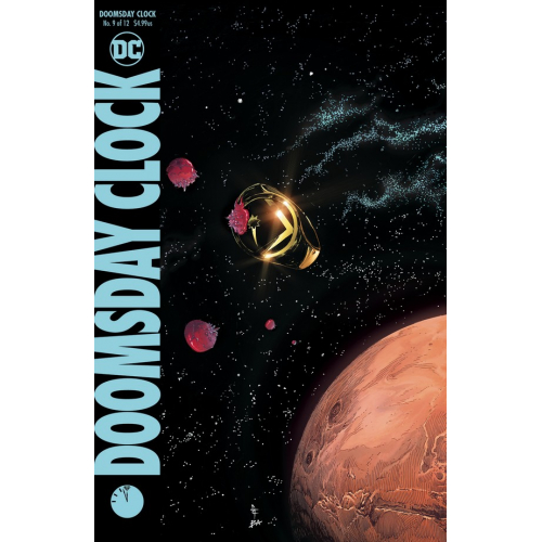 DOOMSDAY CLOCK 9 Cover A (VO)
