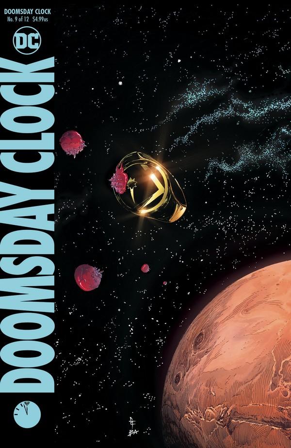 DOOMSDAY CLOCK 9 Cover A (VO)