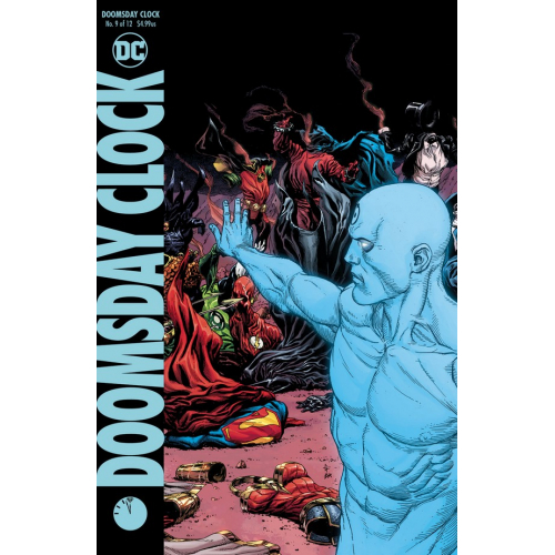 DOOMSDAY CLOCK 9 Cover B (VO)