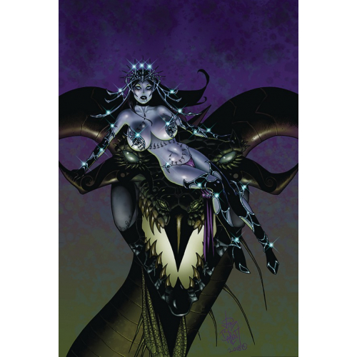 TAROT WITCH OF THE BLACK ROSE 114 (VO)