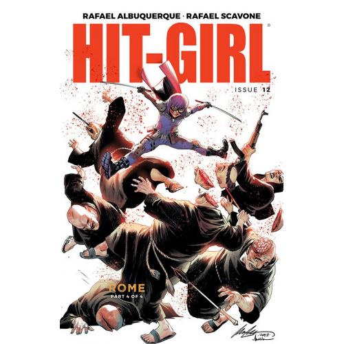 HIT-GIRL 12 (VO)