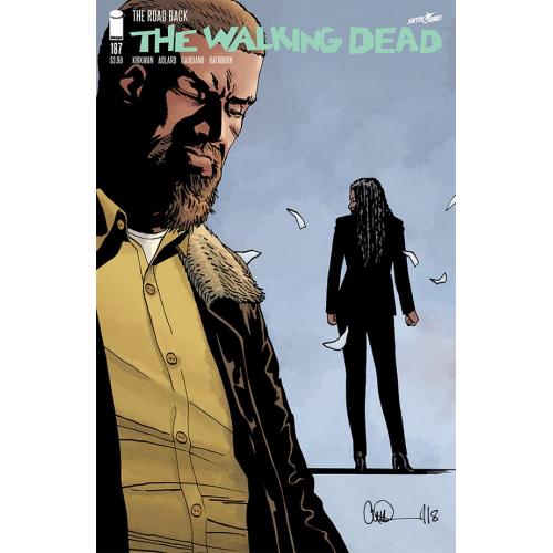 Walking Dead 187 (VO)