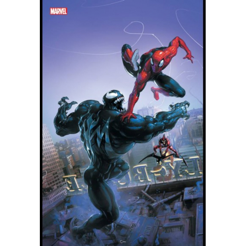 Marvel Legacy Spider-Man n°5 Variant Paris Comic Con (VF)