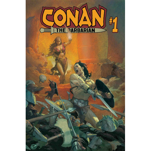 CONAN THE BARBARIAN 1 (VO)