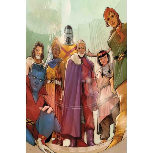 AGE OF X-MAN ALPHA 1 (VO)