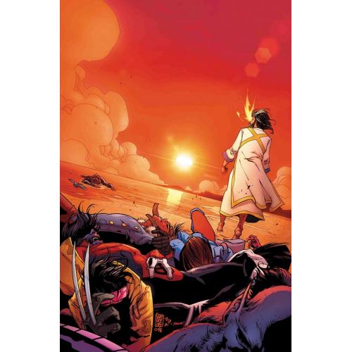 UNCANNY X-MEN 10 (VO)