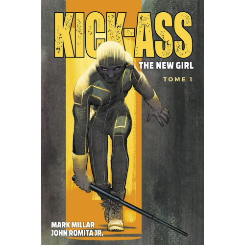 Kick Ass - The New Girl Tome 1 (VF)
