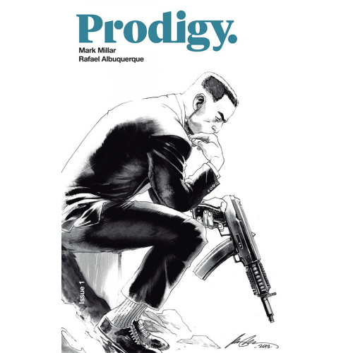 PRODIGY 1 (OF 6) (VO) COVER B