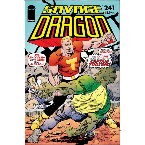 Savage Dragon 241 (VO)