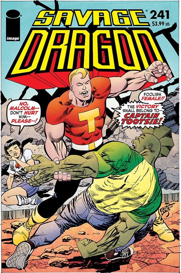 Savage Dragon 241 (VO)