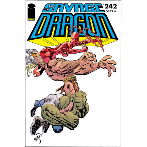 Savage Dragon 242 (VO)