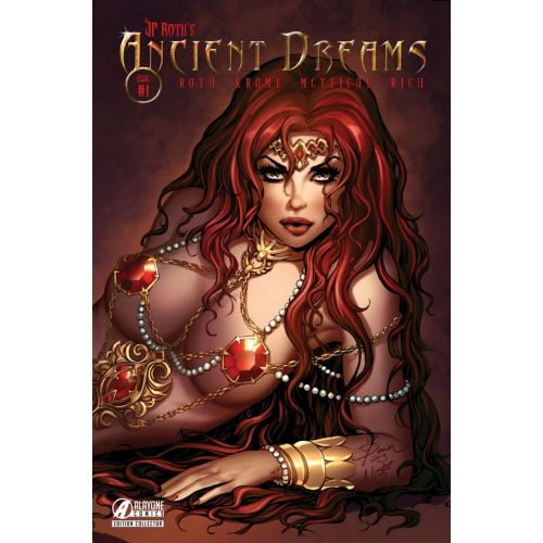 ANCIENT DREAMS 1 (VF) Edition Collector