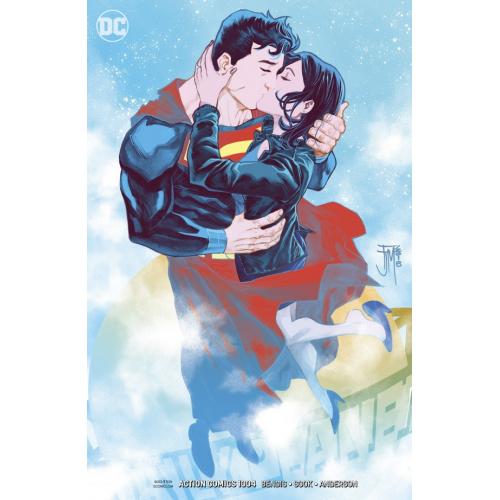 Action Comics 1004 Manapul Variant (VO)