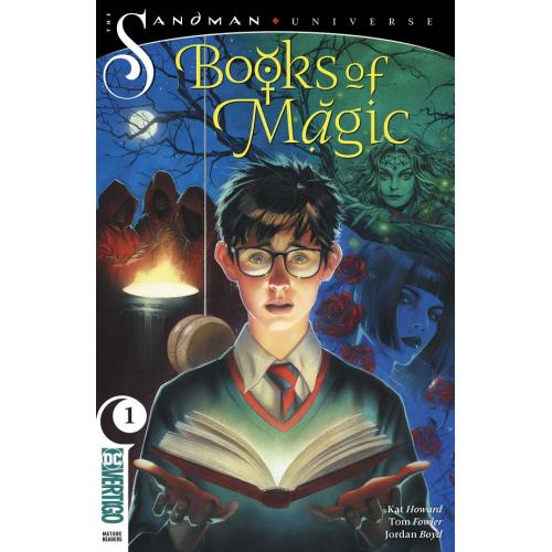 Books of Magic 1 Variant Edition (VO)