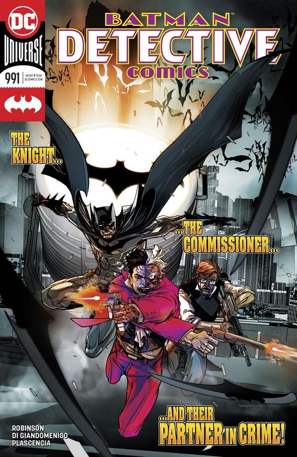 Detective Comics 991 (VO)