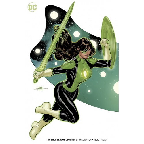 Justice League Odyssey 2 Dodson Variant (VO)