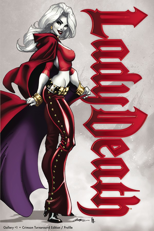 LADY DEATH GALLERY CRIMSON 1 (VO) PROFILE