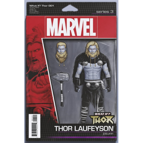 WHAT IF? THOR 1 CHRISTOPHER ACTION FIGURE VAR (VO)