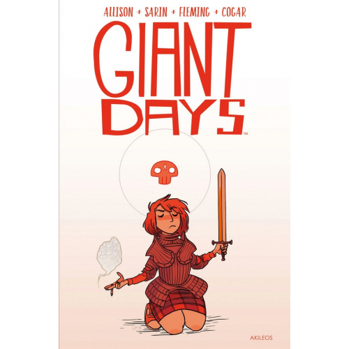 Giant Days Tome 5 (VF)