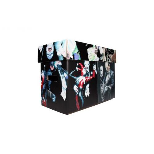 Short Box Batman by Alex Ross