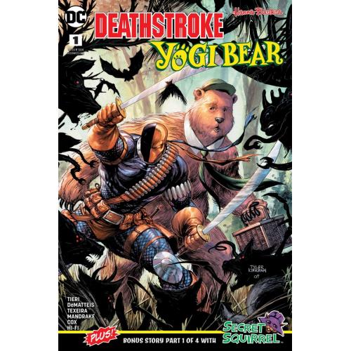 DEATHSTROKE YOGI BEAR SPECIAL 1 (VO)
