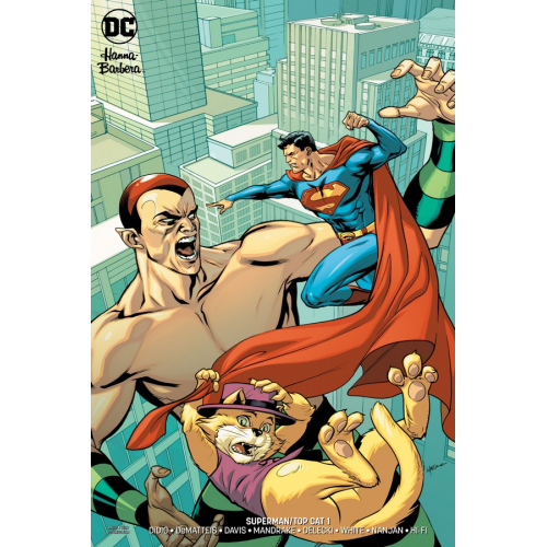 SUPERMAN TOP CAT SPECIAL 1 VARIANT EDITION (VO)