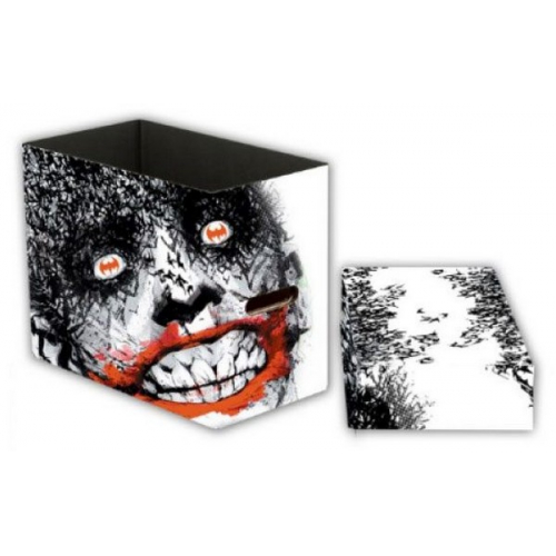 Short box DC Comics Joker Bats