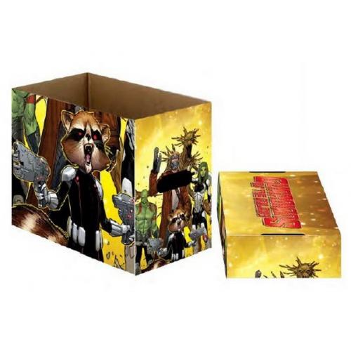 Short box Marvel Comics Guardians of the Galaxy Team