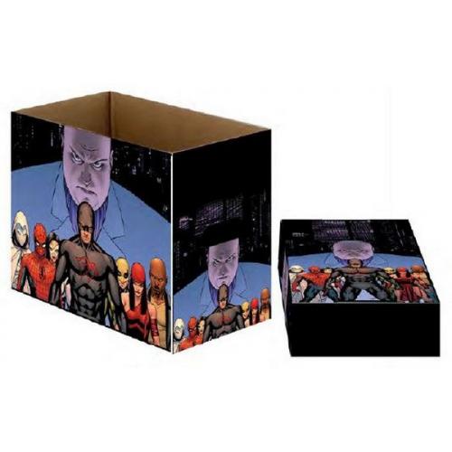 Short box Marvel Comics Shadowland