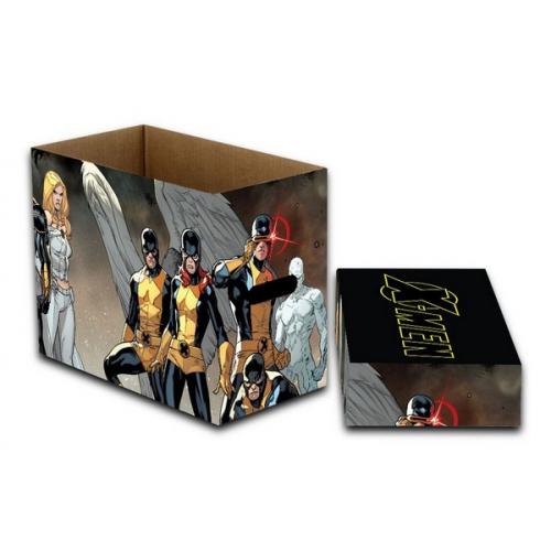 Short box Marvel Comics X-Men