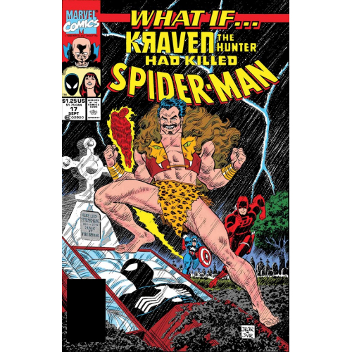 WHAT IF KRAVEN HUNTER KILLED SPIDER-MAN 1 (VO)