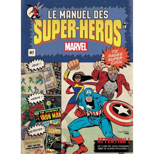 Le Manuel des Super-Héros (VF)