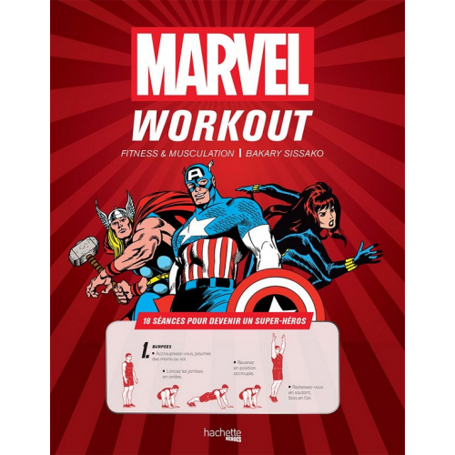 Marvel Workout : Fitness & Musculation (VF)