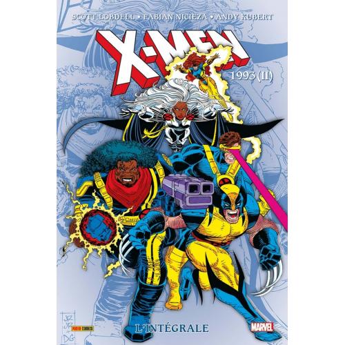 X-MEN INTEGRALE Tome 33 1993 II (VF)