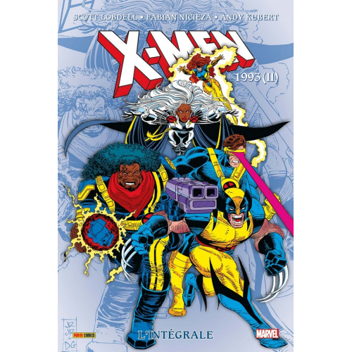 X-MEN INTEGRALE Tome 33 1993 II (VF)